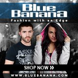 Blue Banana