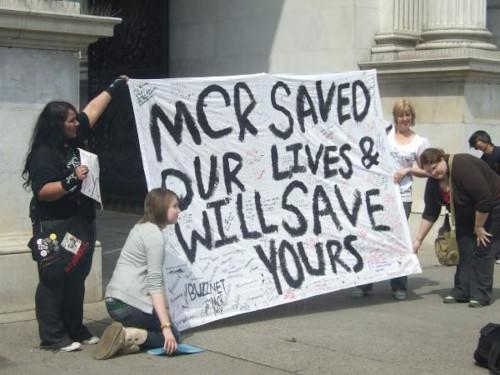 MCR Protests