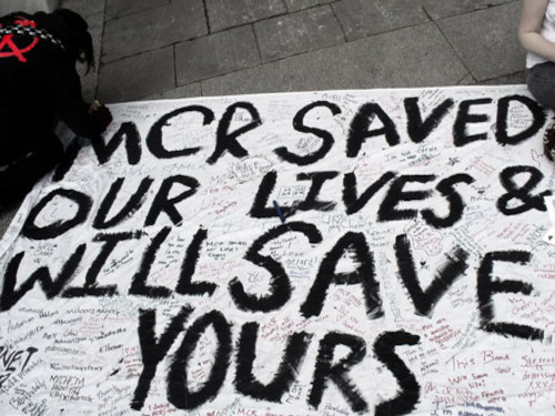 MCR Will Save Your Life