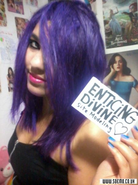 Emo Scene Models - BellaBeauty - soEmo.co.uk