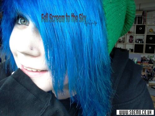 soEMO.co.uk - Emo Kids - Feli-ScreamtotheSky - Featured Member