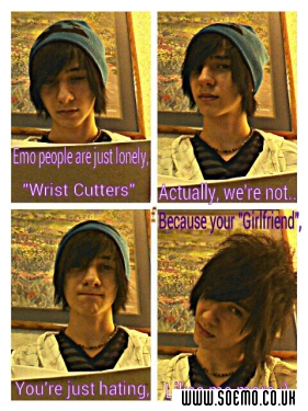 Emo Boys Emo Girls - I-the-Mighty - pic104680