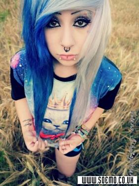 soEmo.co.uk - Emo Kids - Verenaschizophrenia