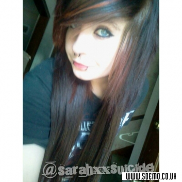 soEmo.co.uk - Emo Kids - XxSarah_SuicidexX