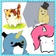 Cat_Narwhal_Alpaca - soEmo.co.uk