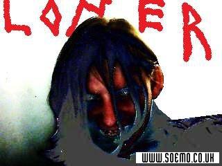soEmo.co.uk - Emo Kids - loner
