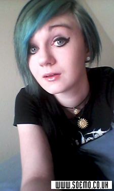 soEMO.co.uk - Emo Kids - PastelGothicPrincess - Featured Member