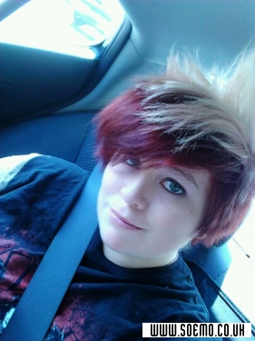 soEMO.co.uk - Emo Kids - the_red_wolf - Featured Member