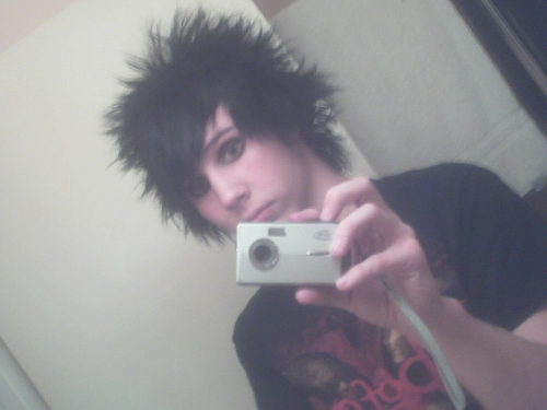 Emo Scene Guys Girls Pictures